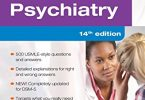 Psychiatry PreTest Self-Assessment And Review 14th Edition PDF