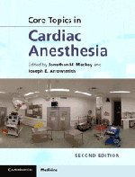 Core Topics in Cardiac Anesthesia 2nd edition PDF