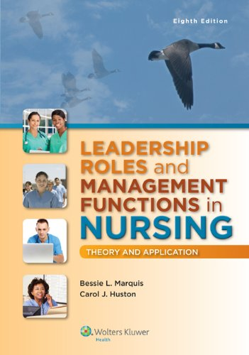 Leadership Roles and Management Functions in Nursing PDF