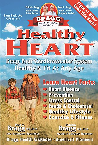 Healthy Heart: Keep Your Cardiovascular System Healthy & Fit at Any Age 16th edition PDF