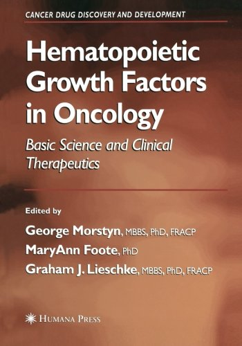 Hematopoietic Growth Factors in Oncology PDF