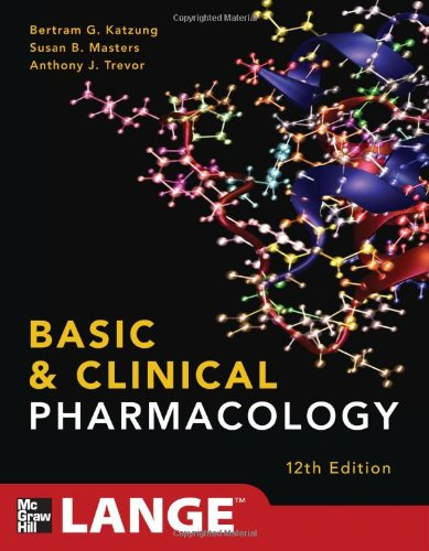 Basic and Clinical Pharmacology 12th Edition PDF