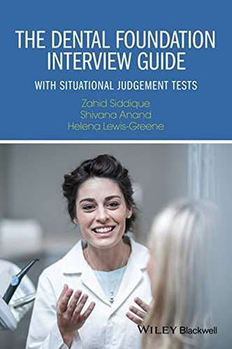 The Dental Foundation Interview Guide PDF
