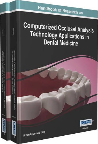 Handbook of Research on Computerized Occlusal Analysis Technology Applications in Dental Medicine (2 Volumes) PDF