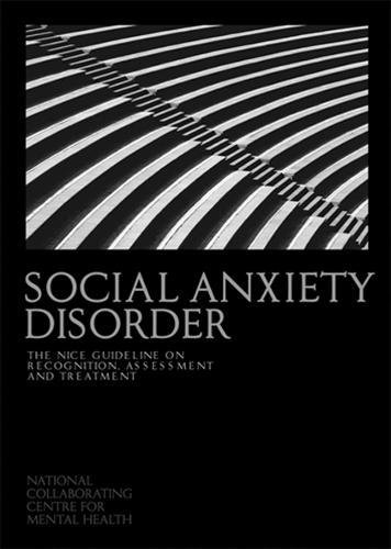 Social Anxiety Disorder PDF