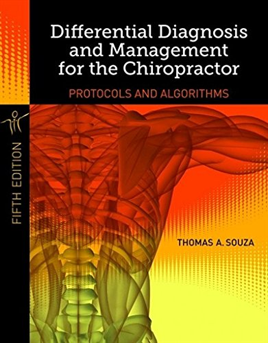 Differential Diagnosis and Management for the Chiropractor 5th Edition PDF