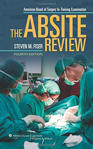 The ABSITE Review 4th Edition PDF
