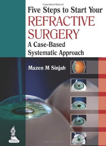 Five Steps to Start Your Refractive Surgery PDF