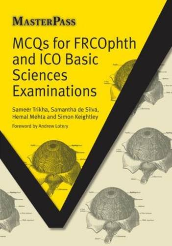 MCQs for FRCOphth and ICO Basic Sciences Examinations PDF