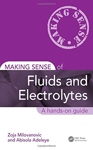 Making Sense of Fluids and Electrolytes 1st Edition PDF