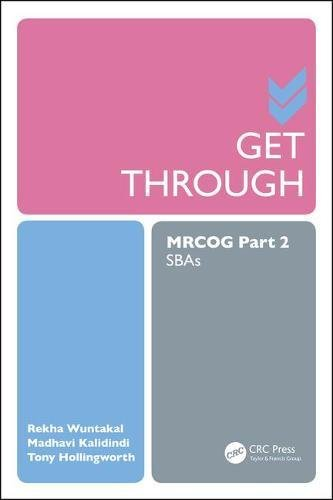 Get Through MRCOG Part 2 SBAs 1st Edition PDF