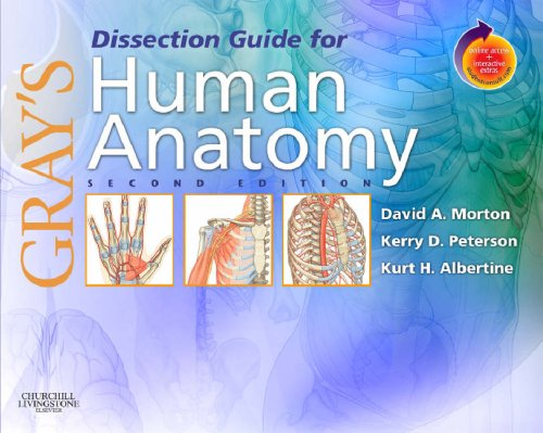 Gray's Dissection Guide for Human Anatomy 2nd Edition PDF