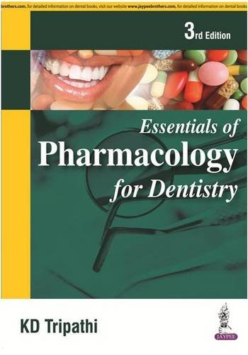 Essentials of Pharmacology for Dentistry 3rd Edition PDF