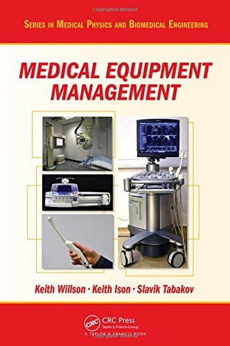 Medical Equipment Management 1st Edition PDF