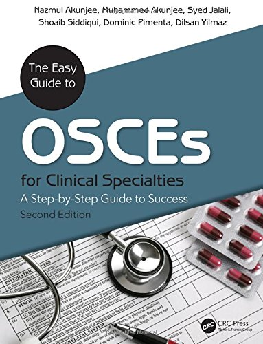 The Easy Guide to OSCEs for Specialties Second Edition PDF