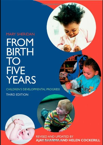 From Birth to Five Years 3rd Edition PDF