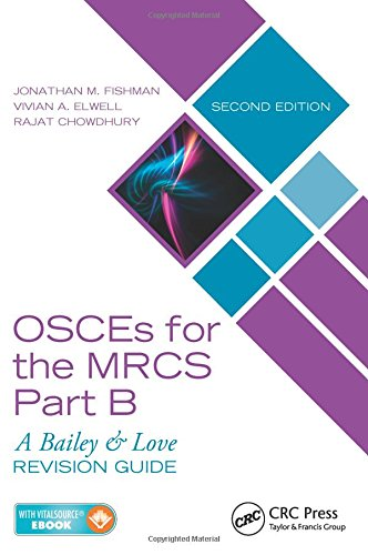 OSCEs for the MRCS Part B Second Edition PDF