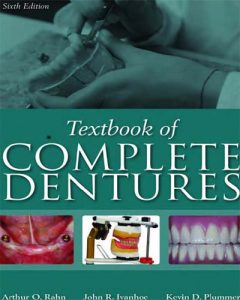 Textbook of Complete Dentures 6th Edition PDF