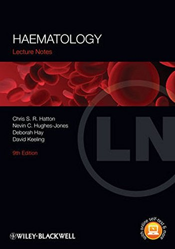 Lecture Notes Haematology 9th Edition PDF
