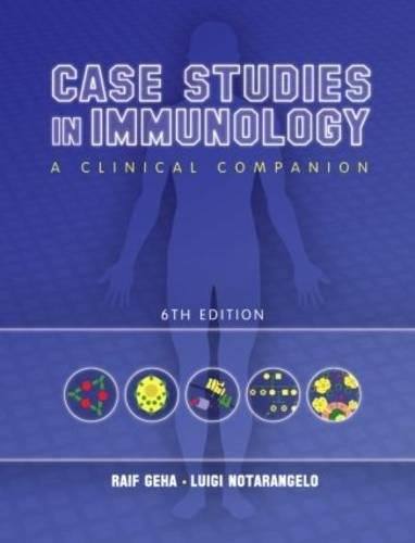 Case Studies in Immunology 6th Edition PDF