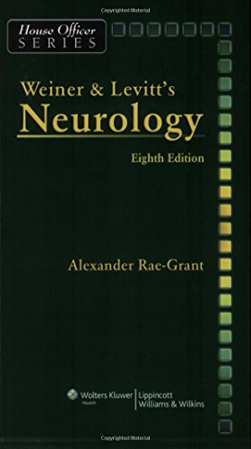 Weiner and Levitt's Neurology 8th Edition PDF