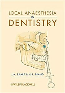 Local anaesthesia in dentistry 1st edition PDF