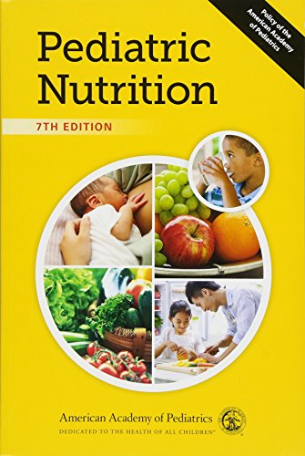 Pediatric Nutrition 7th Edition PDF