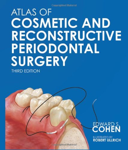 Atlas of cosmetic and reconstructive periodontal surgery PDF