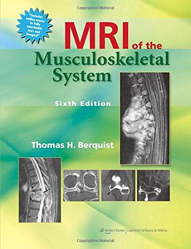 MRI of the Musculoskeletal System 6th Edition PDF