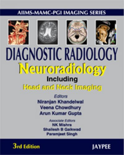 Diagnostic Radiology Neuroradiology Including Head and Neck Imaging 3rd Edition PDF