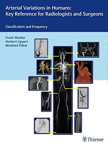 Arterial Variations in Humans PDF