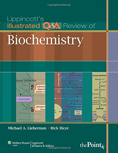 Lippincott's Illustrated Q&A Review of Biochemistry PDF
