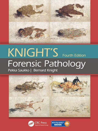 Knight's Forensic Pathology 4th Edition PDF