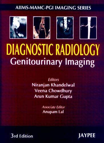 Diagnostic Radiology Genitourinary Imaging 3rd Edition PDF