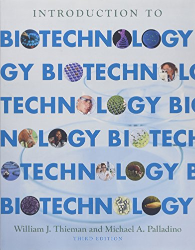 Introduction to Biotechnology 3rd Edition PDF