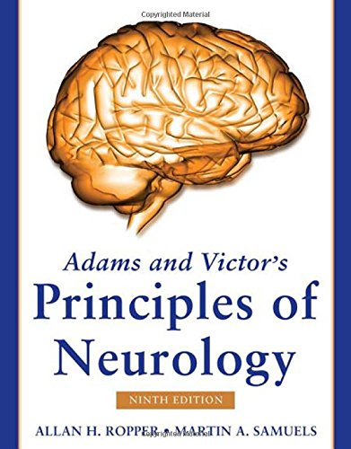 Adams and Victor's Principles of Neurology 9th Edition PDF