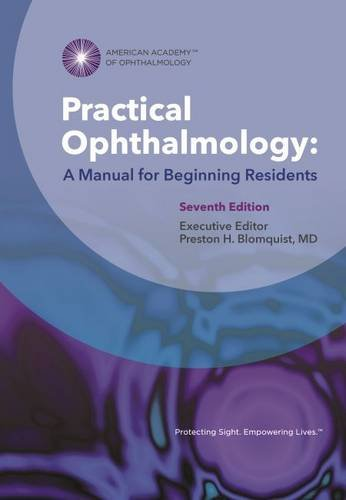 Practical Ophthalmology A Manual for Beginning Residents 7th Edition PDF