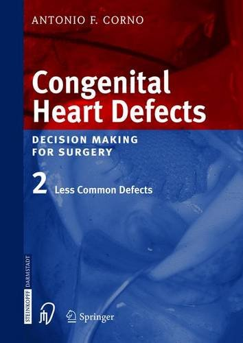 Congenital Heart Defects Decision Making for Surgery Vol. 2 PDF