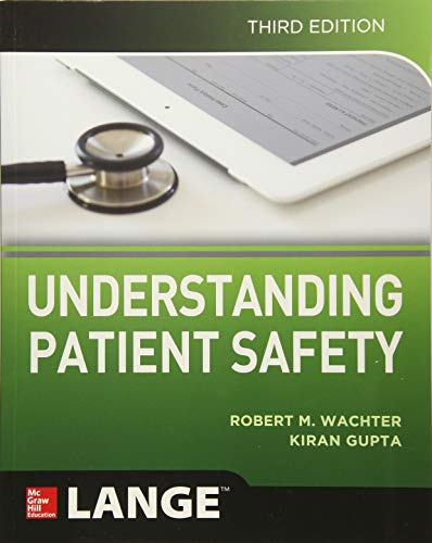 Understanding Patient Safety 3rd Edition PDF