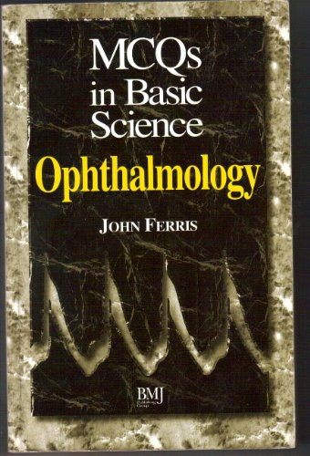 MCQs in Basic Science Ophthalmology PDF