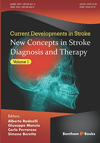 New Concepts in Stroke Diagnosis and Therapy Volume 1 PDF