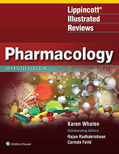 Lippincott Illustrated Reviews Pharmacology 7th Edition PDF