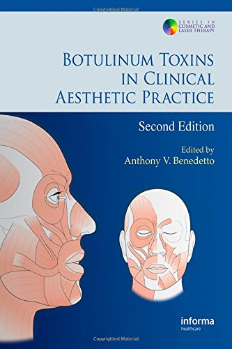 Botulinum Toxins in Clinical Aesthetic Practice 2nd Edition PDF