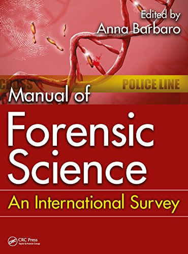 Manual of Forensic Science PDF