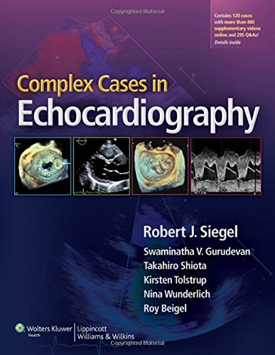 Complex Cases in Echocardiography PDF