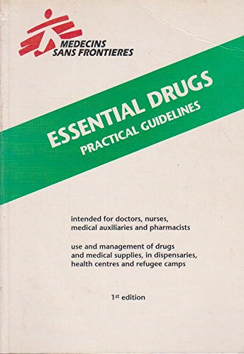 Essential drugs Practical guidelines PDF