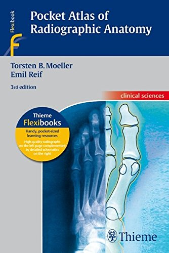 Pocket Atlas of Radiographic Anatomy 3rd Edition PDF