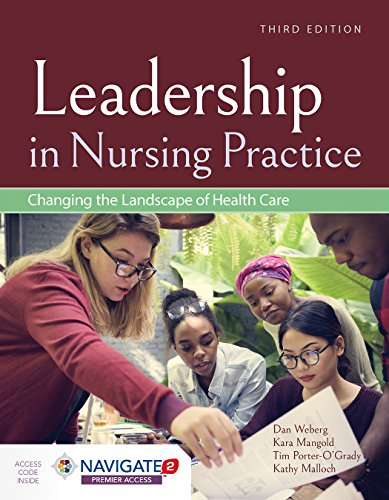 Leadership in Nursing Practice 3rd Edition PDF