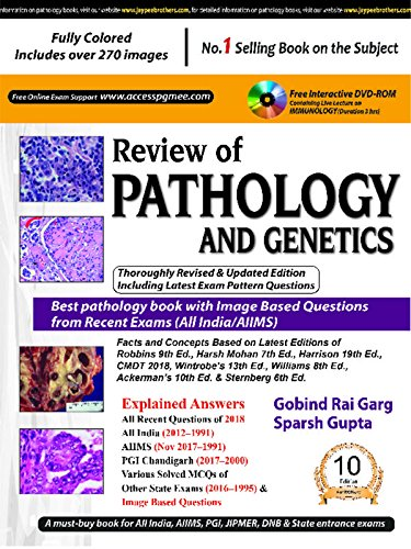 Review of Pathology and Genetics 10th Edition PDF