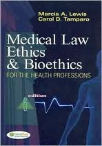 Medical Law Ethics and Bioethics for Health Professions 6th Edition PDF